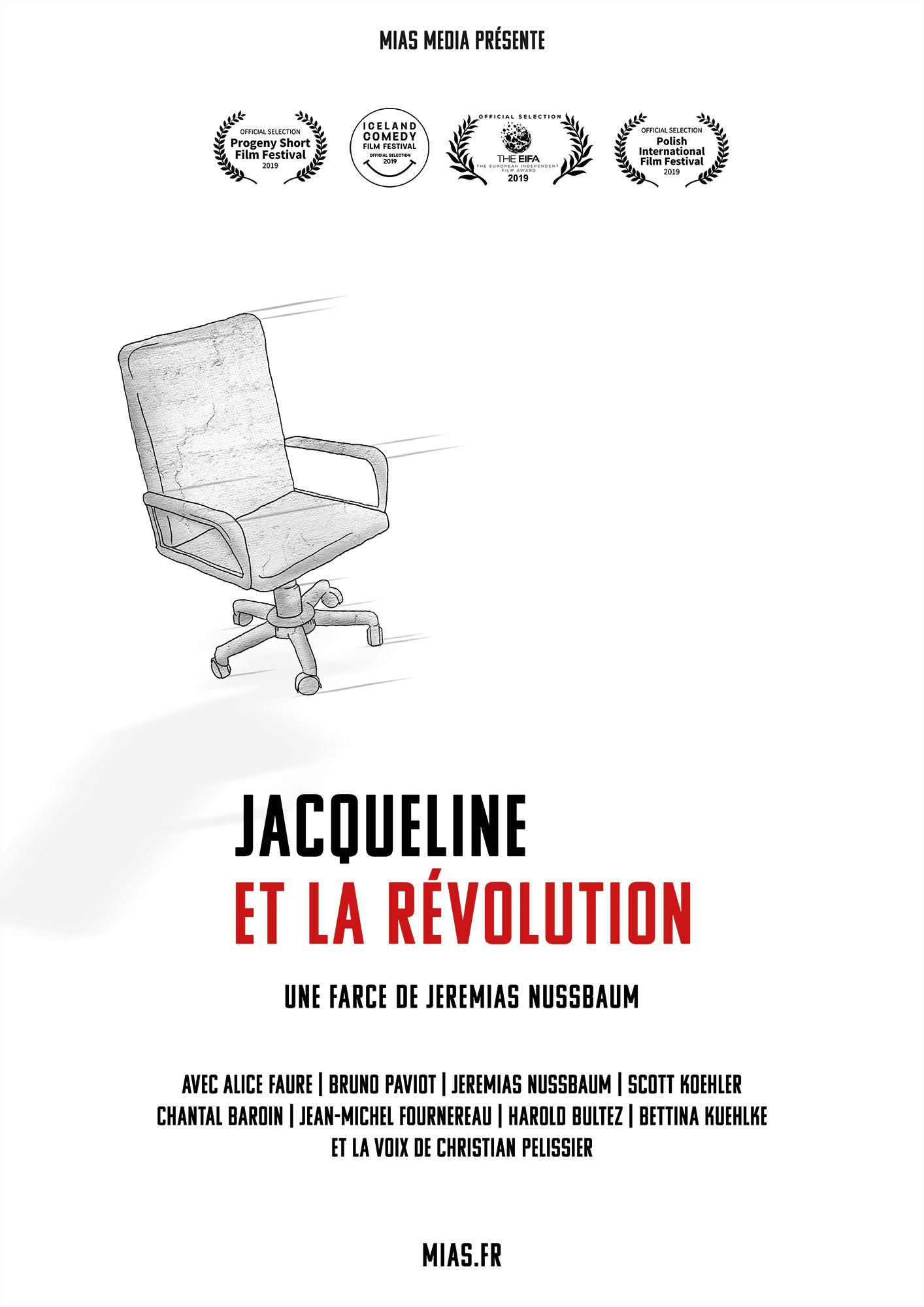 Jacqueline's revolution